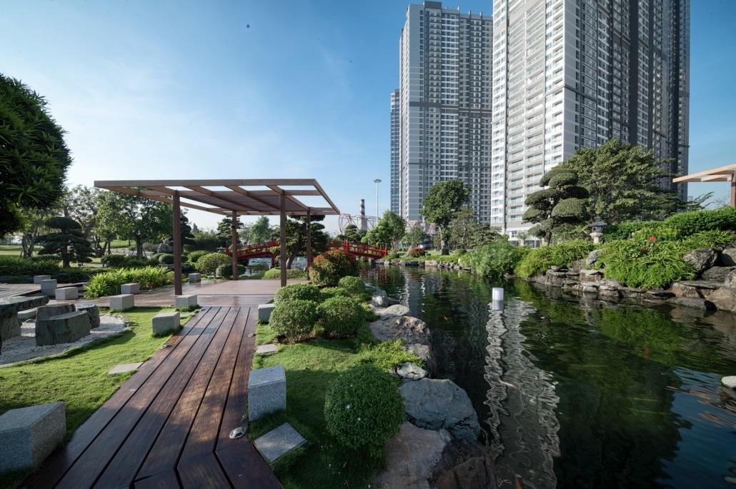 Vin Homes Central Park - The Villas - Bo Ho