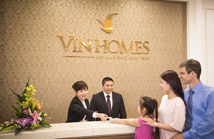 Vin Homes Central Park - The Villas - Dich Vu Chuyen Nghiep